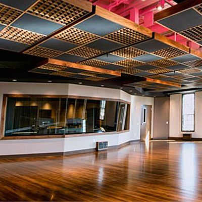 Interior Acoustic Panels And Building Noise Control