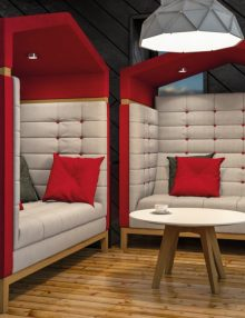 Acoustical Furniture
