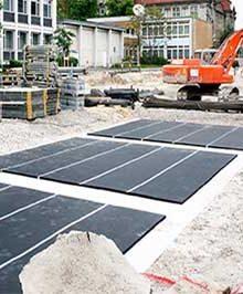 Building Foundation Isolation