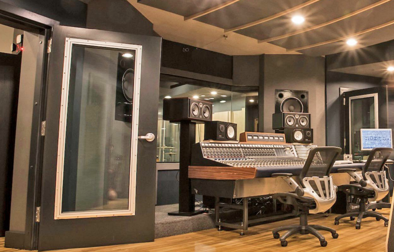 ARCACOUSTICS Offers Highest STC-Rated Studio Doors